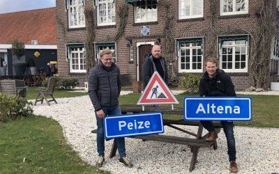 Wat moet er gebeuren met de locatie oude Eskampenschool, het centrum van Peize en de Tichelwerk in Altena?