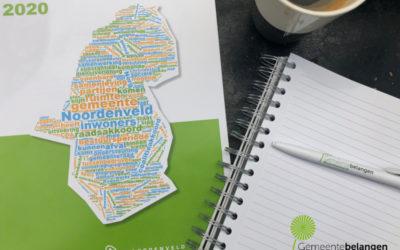 Gemeentebelangen Noordenveld: Geen verhoging OZB van 6%.