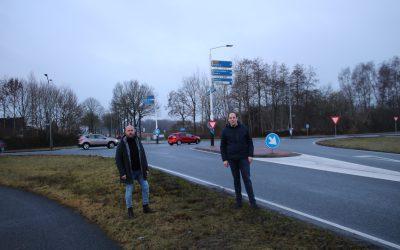 Gemeentebelangen Noordenveld wil kruising Dwazziewegen/ Noordholt veiliger