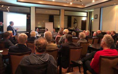Drukbezocht symposium duurzaamheid Gemeentebelangen Noordenveld